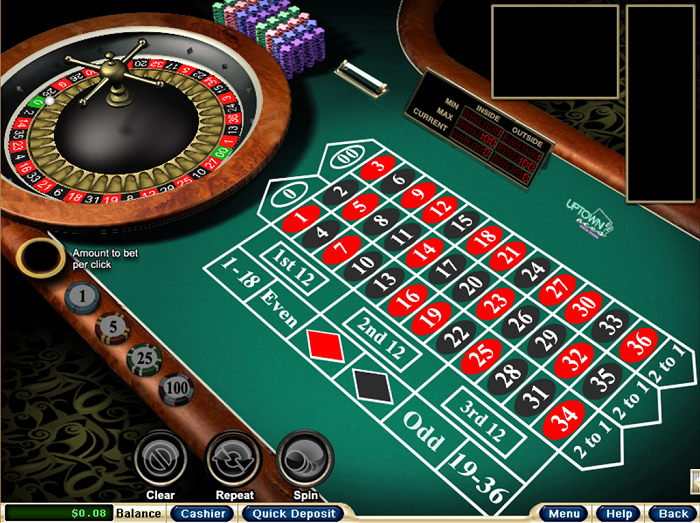 Uptown Aces Casino Games